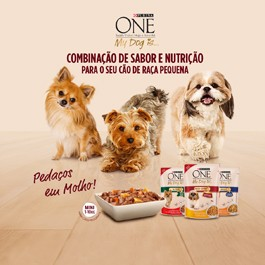 Purina One My Dog Is...