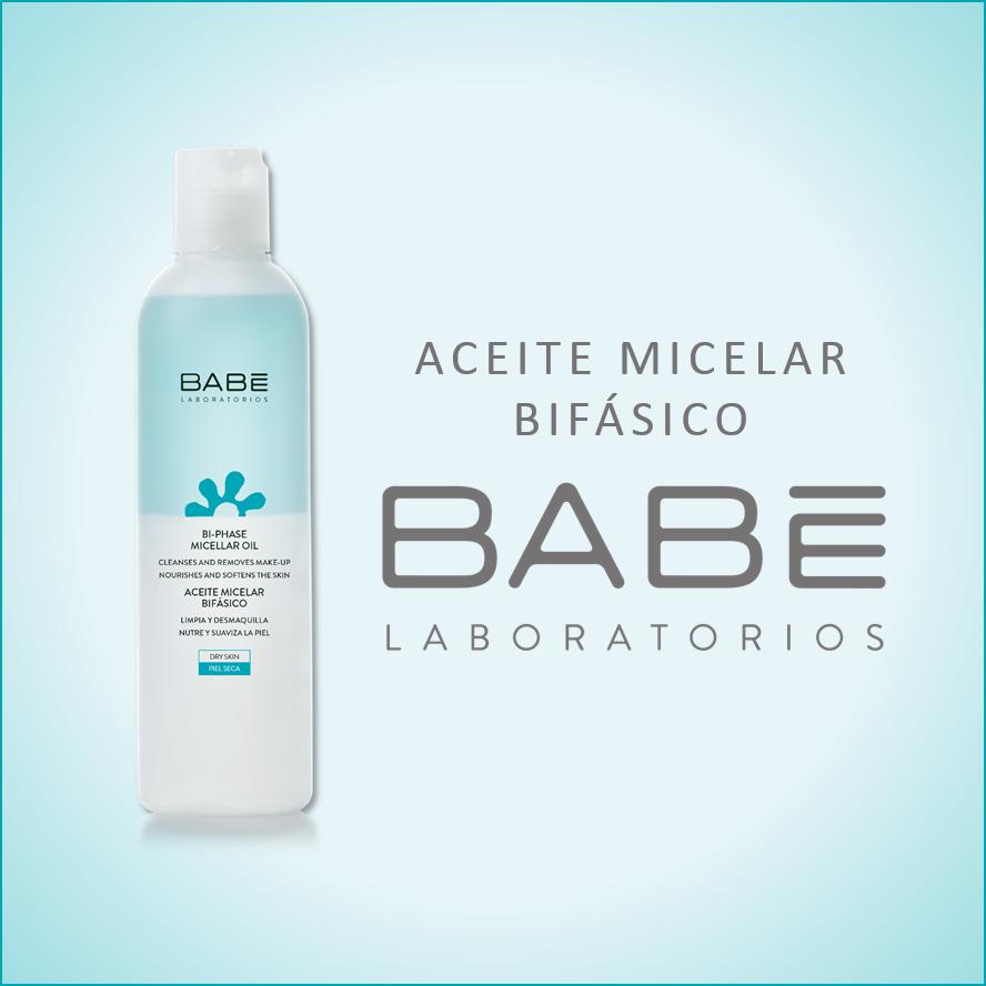 Aceite micelar bifásico BABÉ