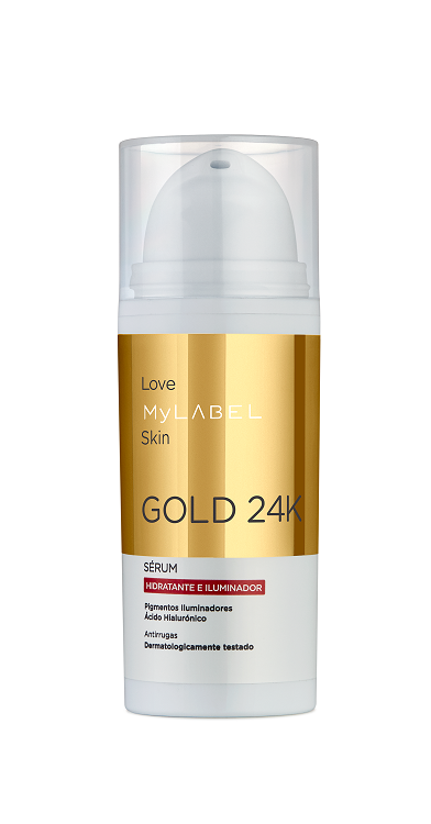 MyLABEL GOLD 24K Sérum