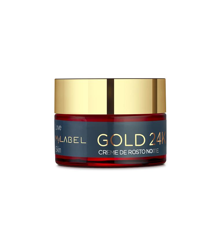 MyLABEL GOLD 24K Creme Noite